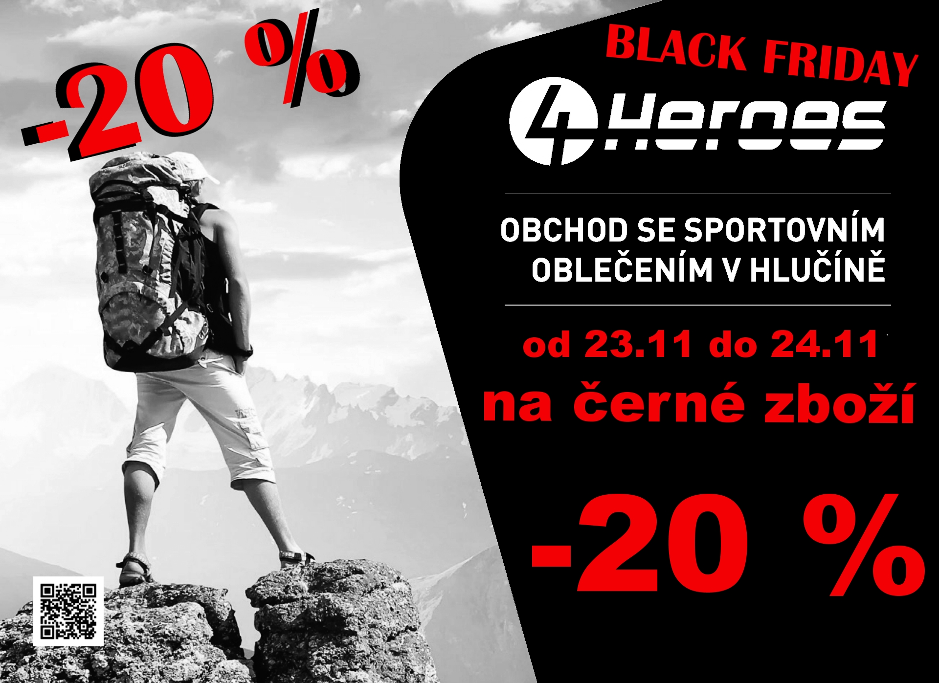 BLACK FRIDAY ve 4HEROES